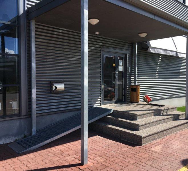 Magnumi bürooruumide renoveerimine