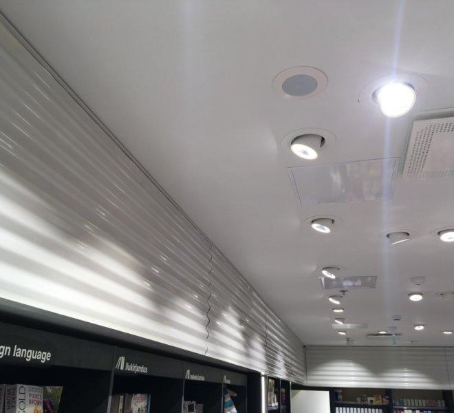 R-Kiosk Lennujaama sisealas