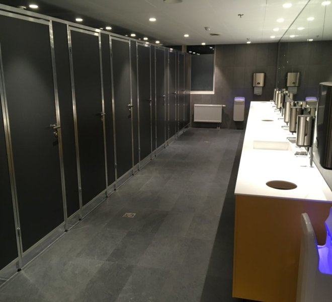 LJ WC kompleksi ehitamine