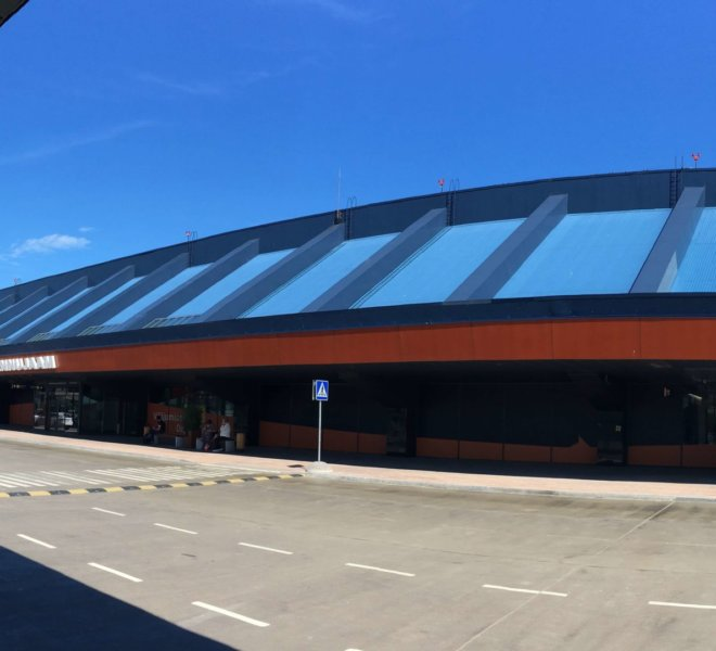 LJ reisiterminali katuse kapitaalremont