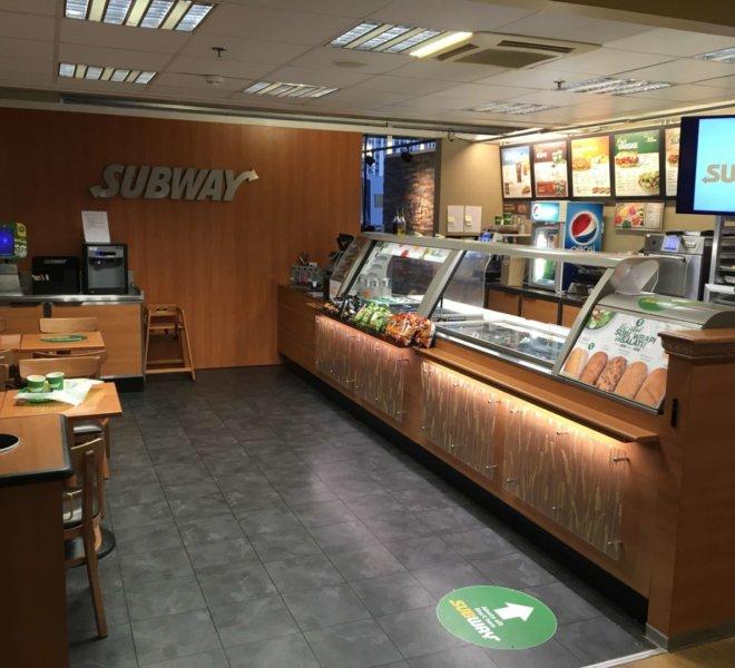 LJ Subway ümberehitus