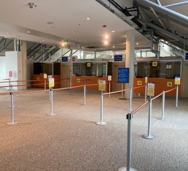 LJ piiripunktide nihutamine ja terminali põrandate vahetus